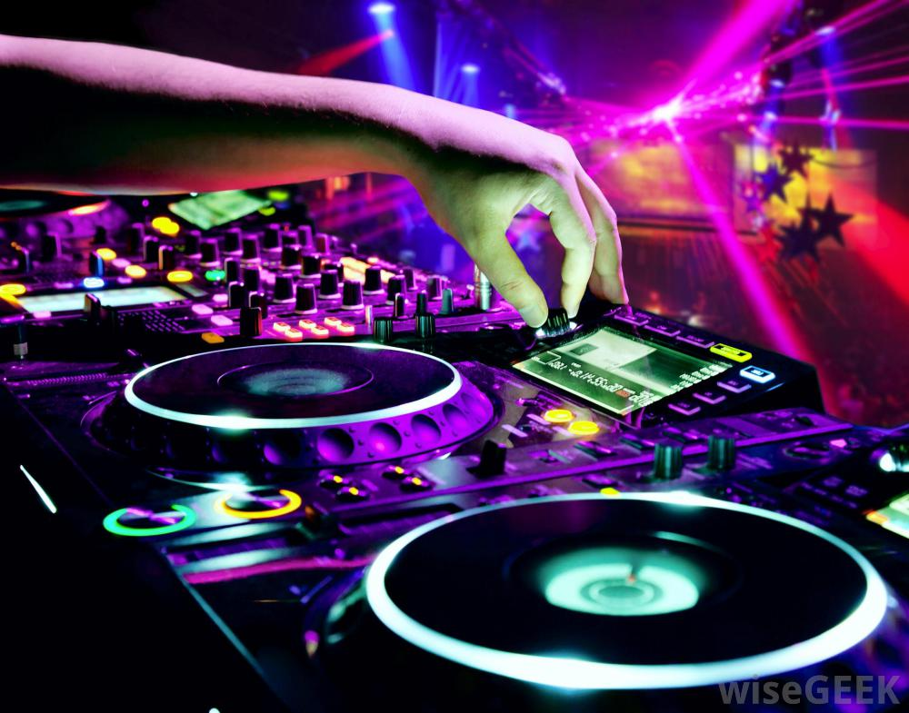 Be a DJ for a night
